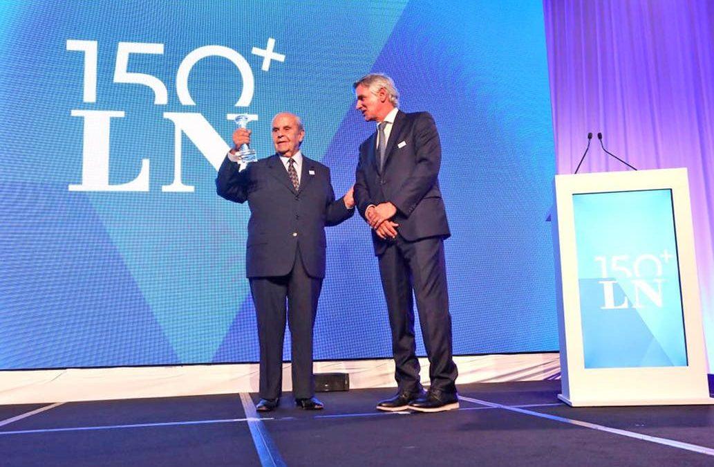 150 años de La Nación- Premio Horacio F. Gutierrez